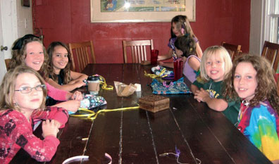 Girls Workshops for Self Esteem